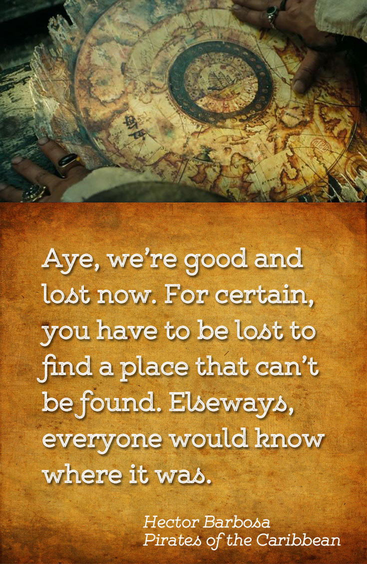 We-are-lost